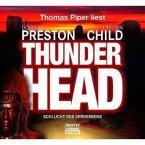 Thunderhead - Schlucht des Verderbens, 6 Audio-CDs