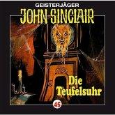 Die Teufelsuhr / Geisterjäger John Sinclair Bd.45 (1 Audio-CD)