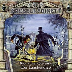 Der Leichendieb (Gruselkabinett - Folge 27), Audio-CD - Stevenson, Robert Louis