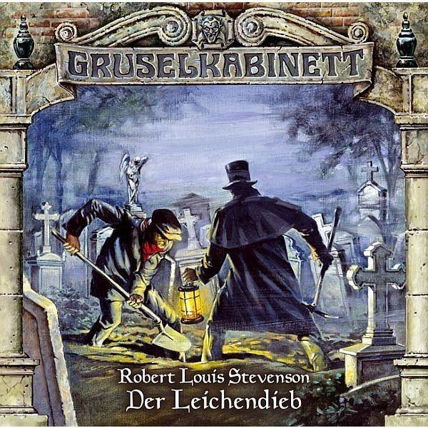 Der Leichendieb / Gruselkabinett Bd.2 (1 Audio-CD) - Stevenson, Robert Louis