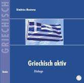 Dialoge, 1 Audio-CD / Griechisch Aktiv