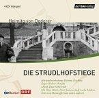 Die Strudlhofstiege, 4 Audio-CDs