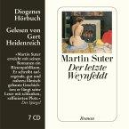 Der letzte Weynfeldt, 7 Audio-CDs