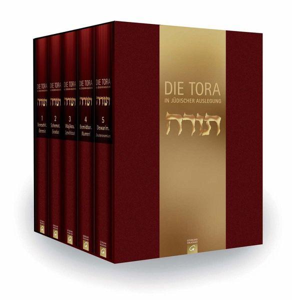 Die Tora. In jüdischer Auslegung. Band 1-5 - Plaut., W. Gunther (Hrsg.)