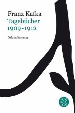 Tagebücher Bd.1: 1909-1912 - Kafka, Franz