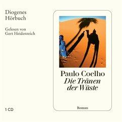 Die Tränen der Wüste, 1 Audio-CD - Coelho, Paulo