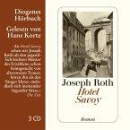 Hotel Savoy, 3 Audio-CDs