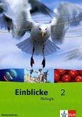 Einblicke Biologie 2. Schülerbuch. Hauptschule. Niedersachsen