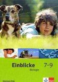 Einblicke Biologie. Schülerbuch 7.-9. Schuljahr. Ausgabe für Rheinland-Pfalz