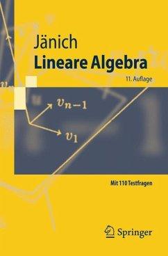 Lineare Algebra - Jänich, Klaus