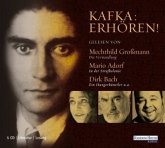 Kafka: erHören!, 5 Audio-CDs