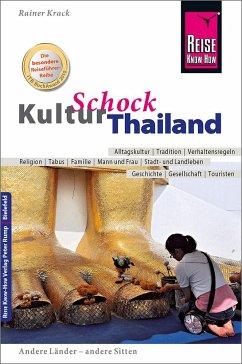 Reise Know-How KulturSchock Thailand - Krack, Rainer