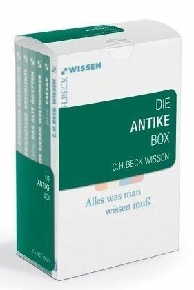Die Antike Box - Brinkmann, Klaus; Lotze, Detlef; Schlögl, Hermann A.; Brodersen, Kai; Jehne, Martin
