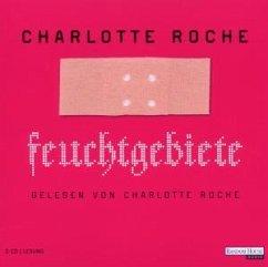 Feuchtgebiete, 5 Audio-CDs - Roche, Charlotte