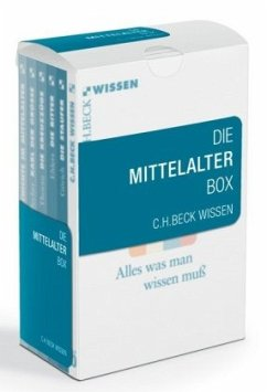 Die Mittelalter Box - Rexroth, Frank; Becher, Matthias; Thorau, Peter; Ehlers, Joachim; Görich, Knut
