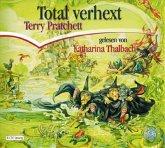 Total Verhext / Scheibenwelt Bd.12 (6 Audio-CDs)