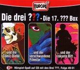 3er Box / Die drei Fragezeichen Bd.49-51 (3 Audio-CDs)