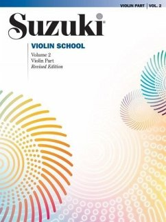 Suzuki Violin School, Revised Edition, Violin Part