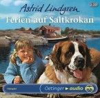 Ferien auf Saltkrokan, 2 Audio-CDs