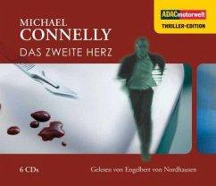 Das zweite Herz, 6 Audio-CDs - Connelly, Michael