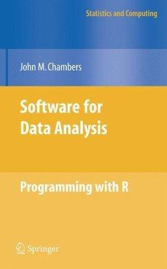 Software for Data Analysis - Chambers, John M.