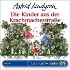 Die Kinder aus der Krachmacherstraße, 1 Audio-CD