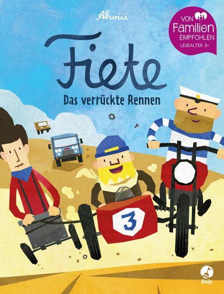 Buch-Reihe Fiete