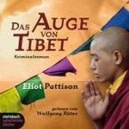 Das Auge von Tibet / Shan ermittelt Bd.2 (8 Audio-CDs)