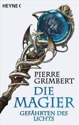 Buch-Reihe Die Magier von Pierre Grimbert