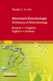 Wörterbuch Biotechnologie / Dictionary of Biotechnology
