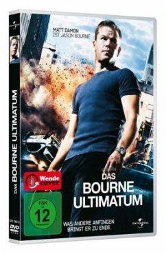 Das Bourne Ultimatum, DVD-Video