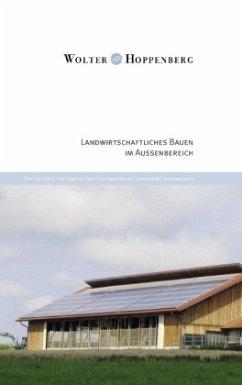 Landwirtschaftliches Bauen im Außenbereich - Sauer, Stephan