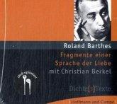 Fragmente einer Sprache der Liebe, 2 Audio-CDs