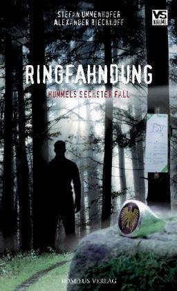Ringfahndung / Hubertus Hummel Bd.6 - Ummenhofer, Stefan; Rieckhoff, Alexander