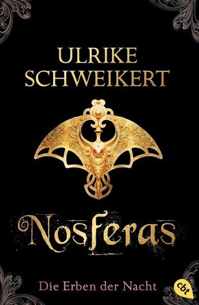 Buch-Reihe Die Erben der Nacht von Ulrike Schweikert