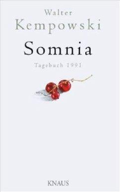 Somnia - Kempowski, Walter