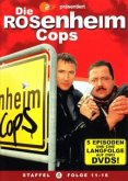 Die Rosenheim-Cops - Staffel 4 - Folge 11-16 - 2 Disc DVD