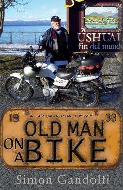 Old Man on a Bike - Gandolfi, Simon