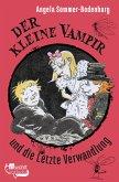 Der kleine Vampir und die letzte Verwandlung / Der kleine Vampir Bd.20