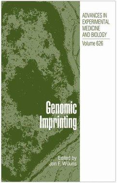 Genomic Imprinting - Wilkins, Jon F. (ed.)