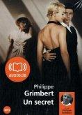 Un secret, 1 MP3-CD\Ein Geheimnis, 1 MP3-CD, französische Version