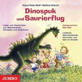 Dinospuk und Saurierflug, Audio-CD
