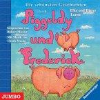 Die schönsten Geschichten von Piggeldy und Frederick, Audio-CD