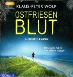 Ostfriesenblut / Ann Kathrin Klaasen ermittelt Bd.2 (3 Audio-CDs)