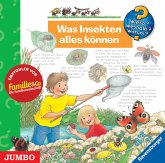 Was Insekten alles können, Audio-CD