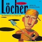 Löcher, 1 Audio-CD