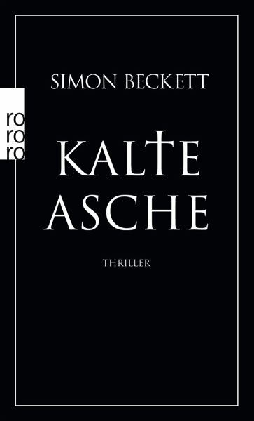 Kalte Asche / David Hunter Bd.2 - Beckett, Simon
