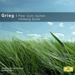 Peer Gynt Suiten 1,2/Holberg Suite/+(Cc) - Järvi,Neeme/Gso