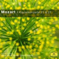 Klavierkonzert 21 & 27 (Cc) - Gulda,Friedrich/Abbado,Claudio/Wp