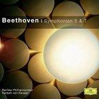 Sinfonien 5,7 (Cc)